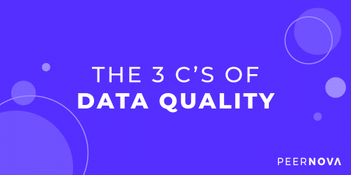 3 C's of Data Quality