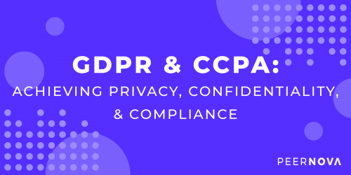Effective Data Governance with GDPR and CCPA