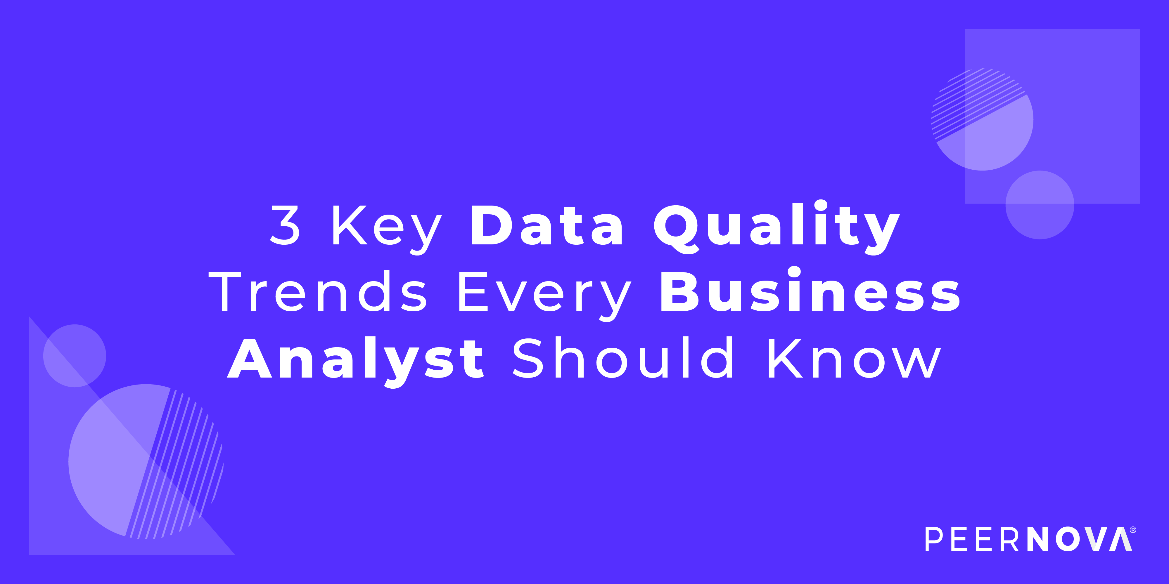 Skills Every Data Quality Analyst and Business Analyst Needs